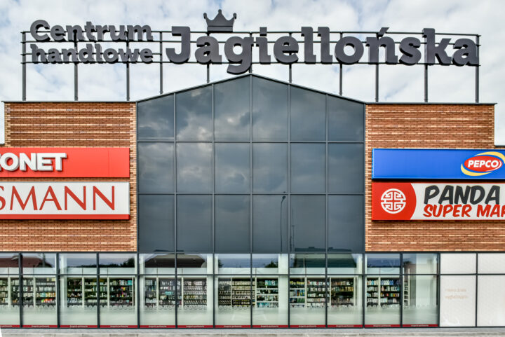 Einkaufszentrum Jagiellońska