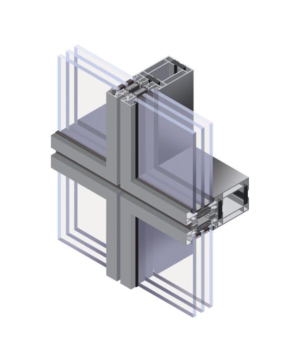Fasada modułowa